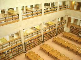 Biblioteca facultad Geografía e Historia