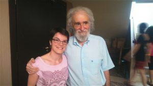 Con Ramiro Calle